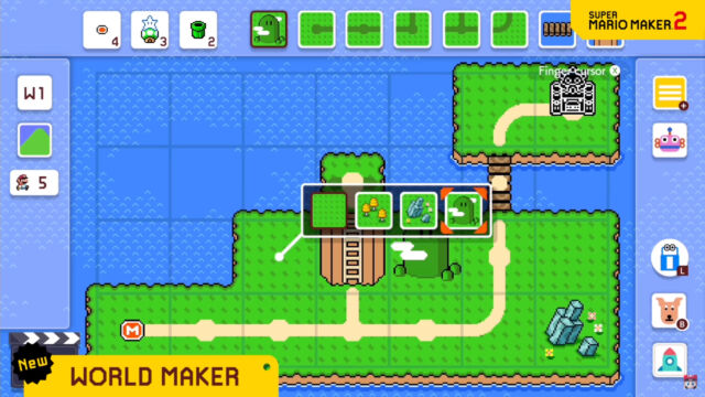 Finally You Can Build An Entire Game Out Of Super Mario Maker 2