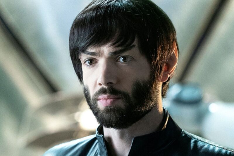 Ethan Peck took on the iconic role of Spock for the second season of <em>Star Trek: Discovery</em>.