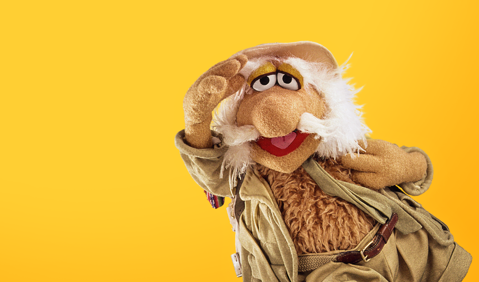 <em>Fraggle Rock</em>'s Uncle Matthew will indeed appear in the new Apple TV+ series. Just, er, maybe not exactly the way we imagine it in our fan-fiction.