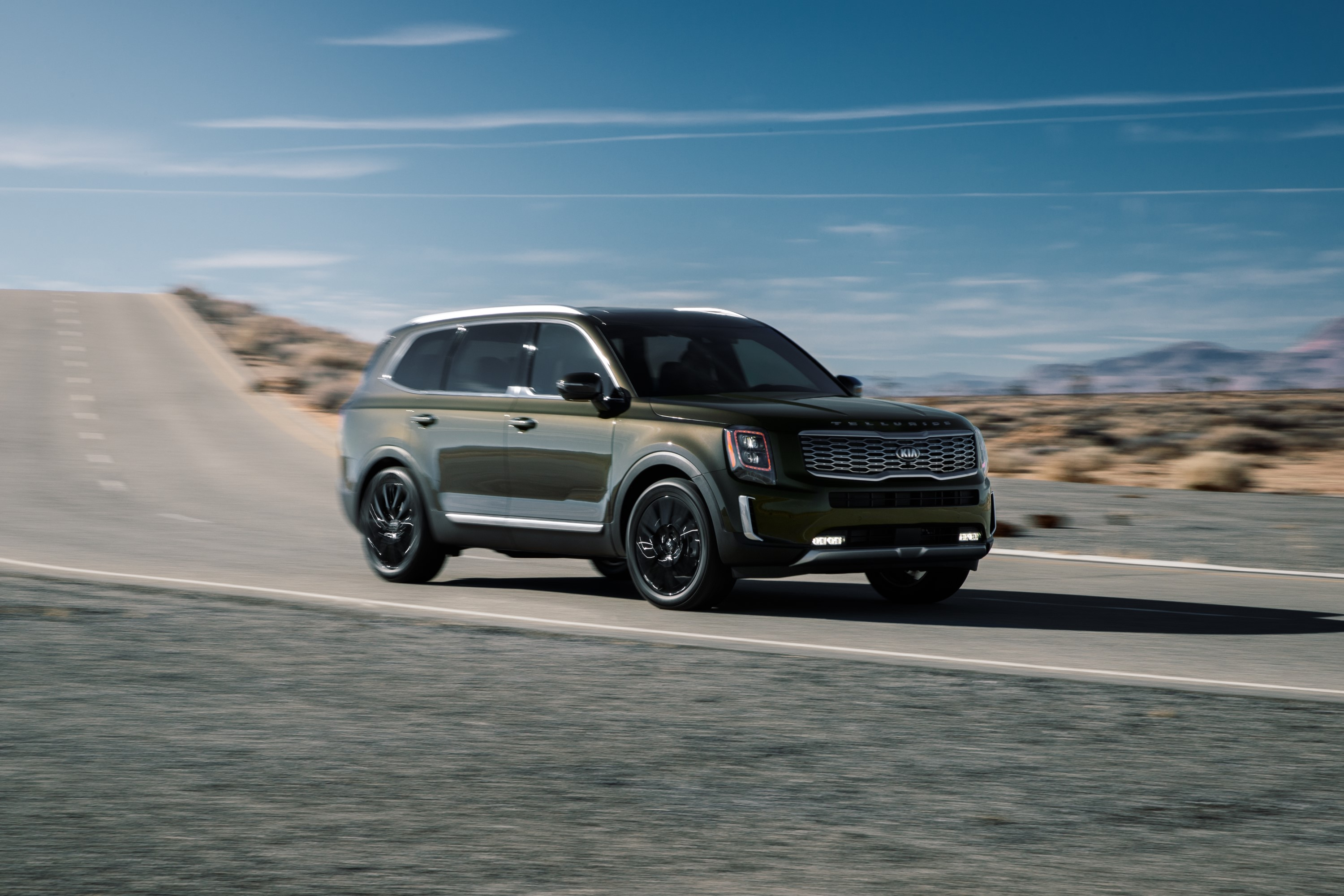 We promise our review of the Telluride is coming, but it has already won 2020's World Car of the Year Award.
