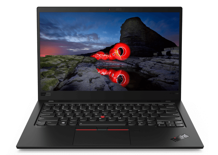 Promotional image of laptop computer.