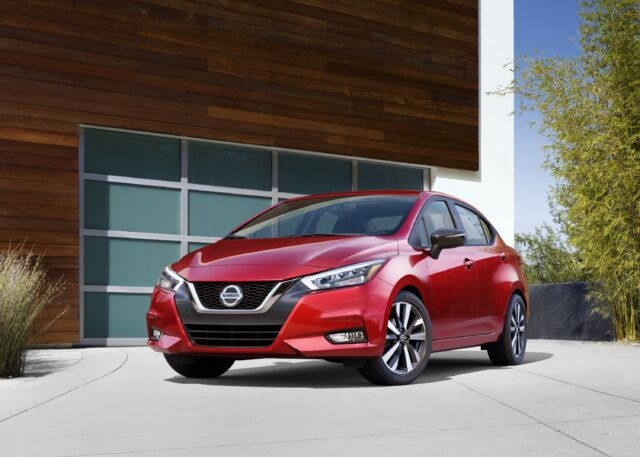 This Is Nissan S Cheapest New Car And Also One Of Its Better Ones Ars Technica