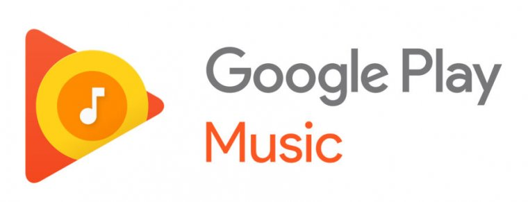 Logo for Google Play Music.