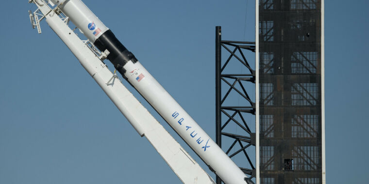 NASA declares that SpaceX is ready to fly its first crewed mission