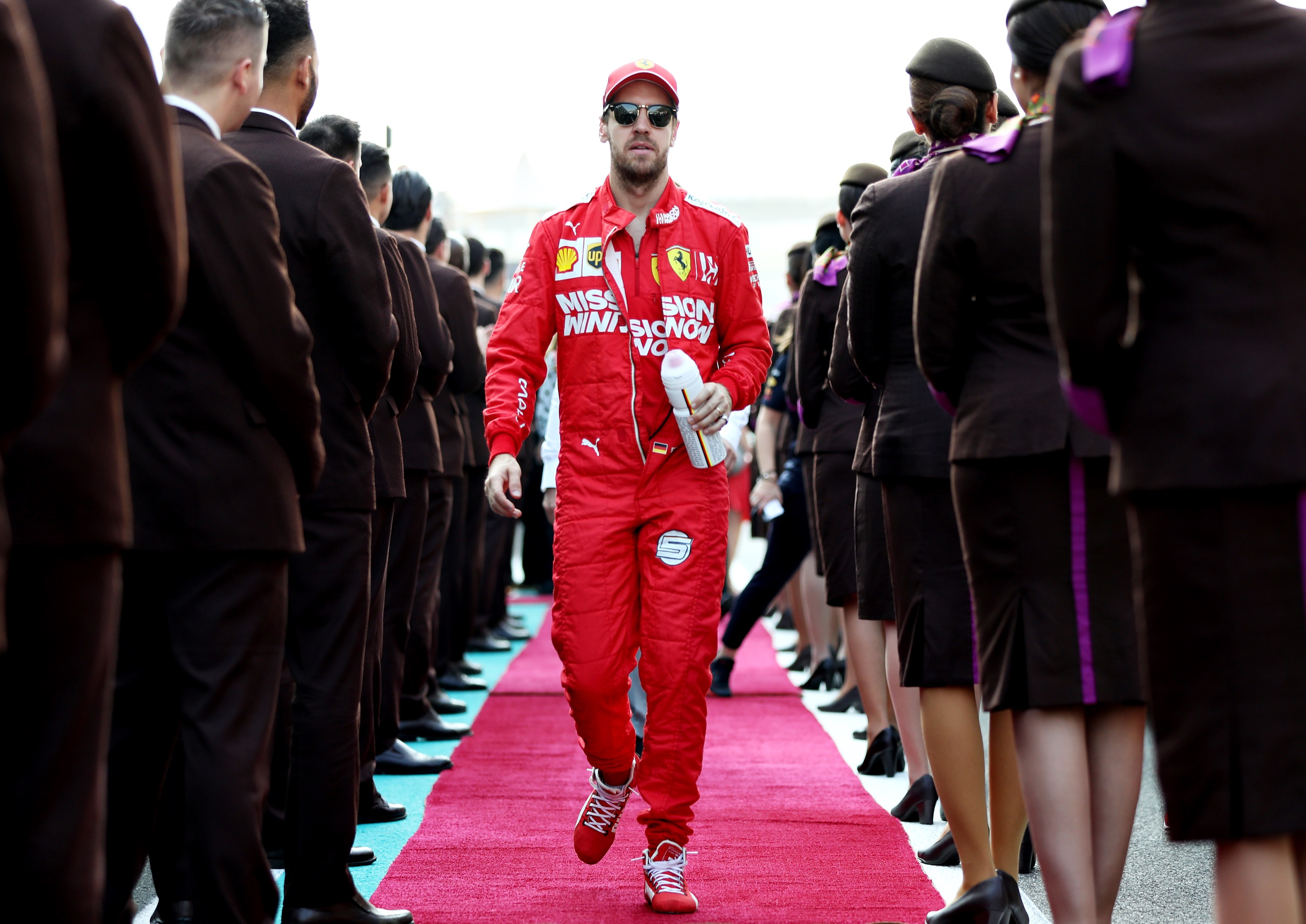 Vettel and Ferrari never really gelled, and he will leave the team at the end of this year.