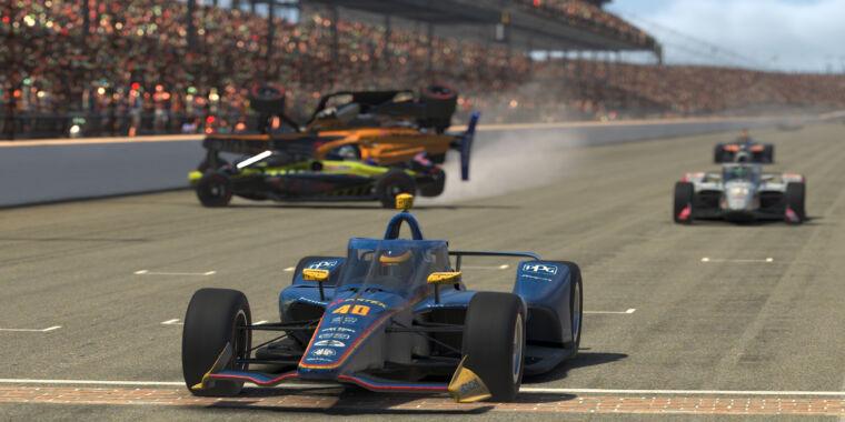 Drama in iRacing as IndyCar champ wrecks F1 star on purpose