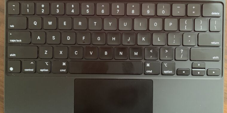 New iPad keyboard shortcuts aim to make up for lack of function keys