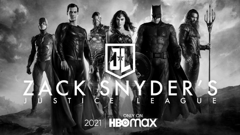 "From hashtag to reality: the ""Snyder cut"" is coming."