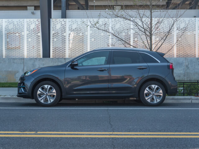 Another Competent Korean Car The Kia Niro Ev Reviewed Ars Technica