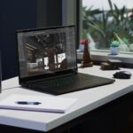 Its 17.3-inch display can either be 1080p and 300Hz or 4K and 120Hz.
