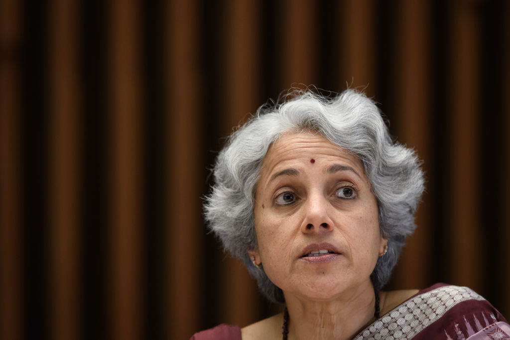 Soumya Swaminathan, chief scientist at the WHO, predicts defeating the virus could take four to five years.