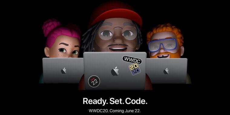 Follow Apple's WWDC 2020 keynote here, live on June 22 thumbnail