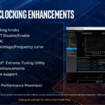 Overclocking gets tweakier with Comet Lake S, including the ability to disable hyperthreading on individual cores, rather than the entire CPU.