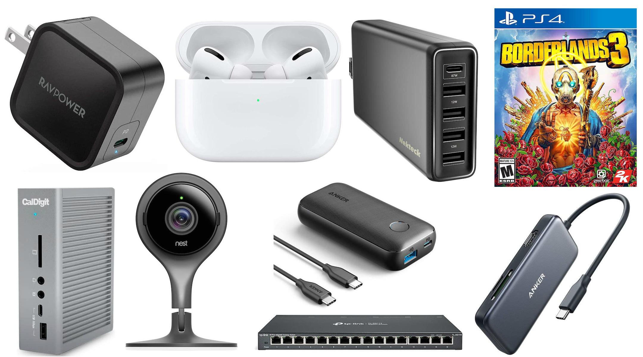 Apple Airpods Pro Deal Drops Wireless Headphones To Best Amazon