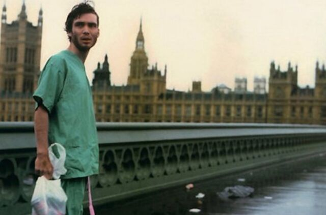 Four survivors of a deadly pandemic struggle to adapt to their drastically altered lives in <em>28 Days Later</em> (2002). It spawned a sequel, <em>28 Weeks Later</em> (2007),in which NATO military forces fight to protect a safe zone in London.
