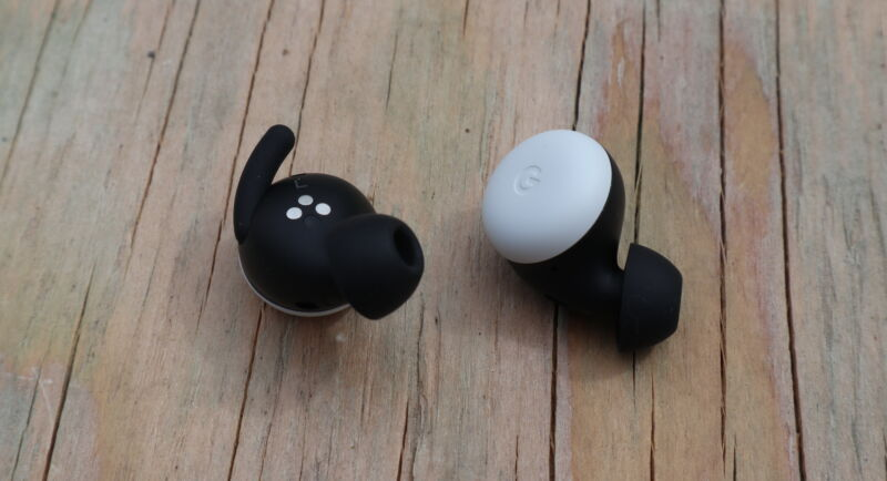 Pixel Buds 2 earbuds