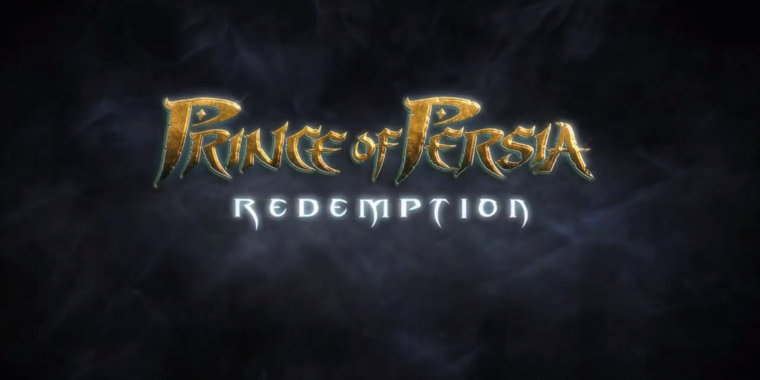 Prince of Persia concept video appears—and confirms why series has been dormant