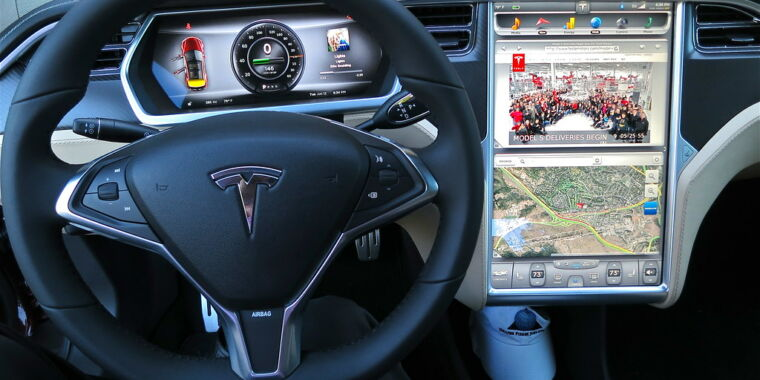 Hacker buys old Tesla parts on eBay, finds them full of user data