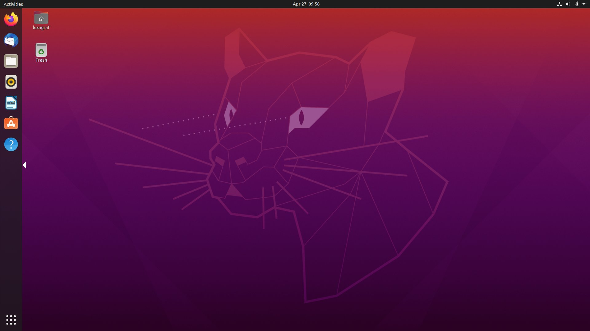 Ubuntu 20 04 Welcome To The Future Linux Lts Disciples Ars Technica