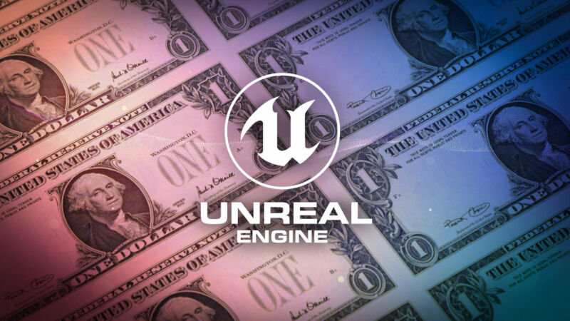 Unreal Engine is now royalty-free until a game makes a whopping $1 million