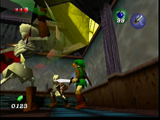 A hidden room from a debug version of <em>Ocarina of Time</em> that helped unlock some reverse-engineering secrets to the game.