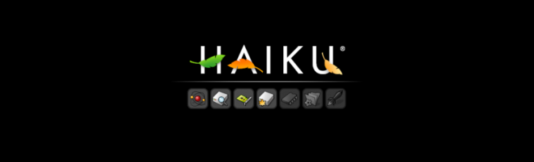 haiku boot splash
