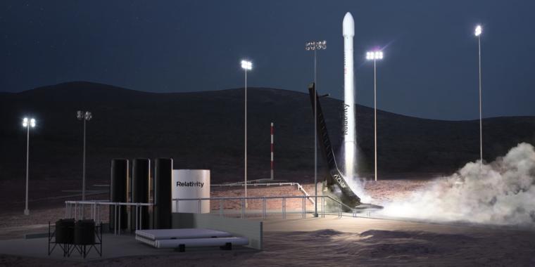 Iridium plans to launch six satellites on Relativity's new rocket thumbnail