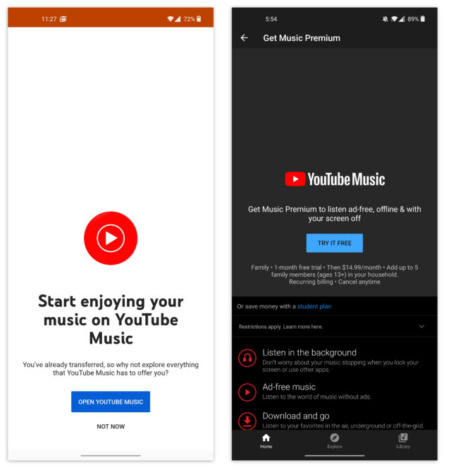 With Youtube Music Google Is Holding My Speakers For Ransom Ars Technica