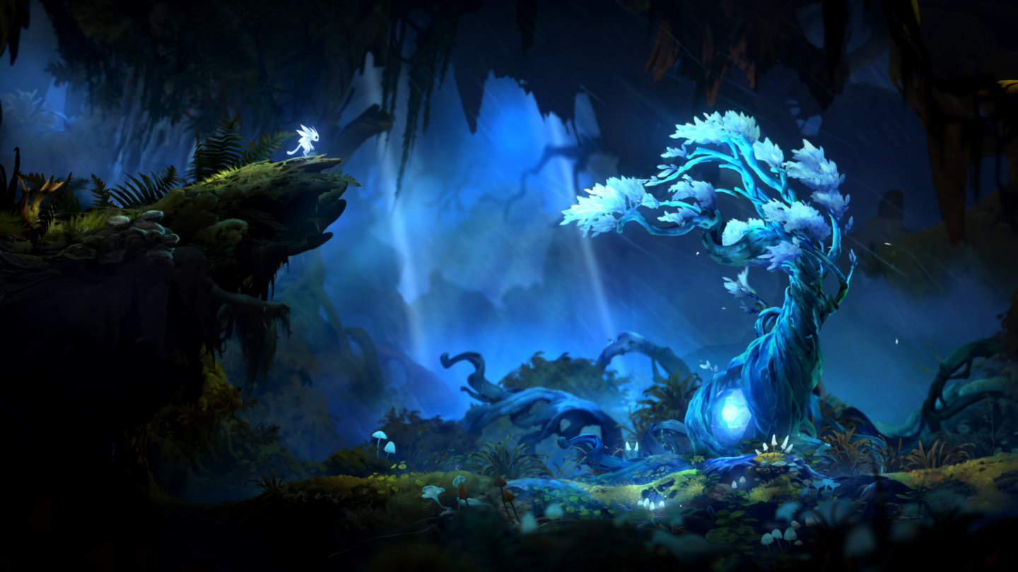 <em>Ori and the Will of the Wisps </em>is a beautiful and challenging 2D platformer.