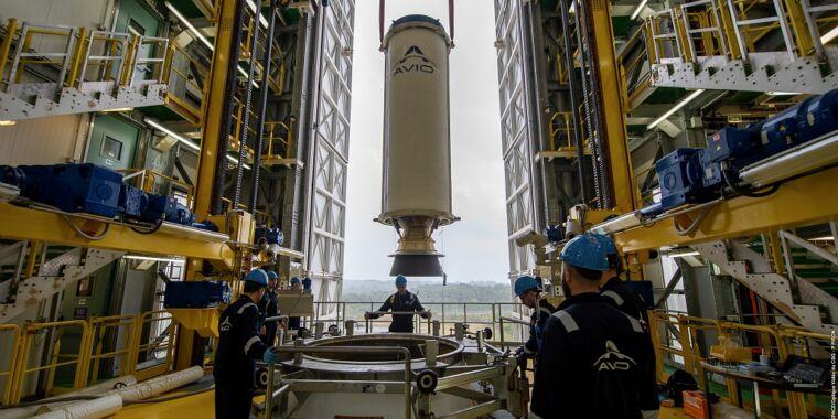 An Italian-made rocket faces a big test on Thursday night thumbnail