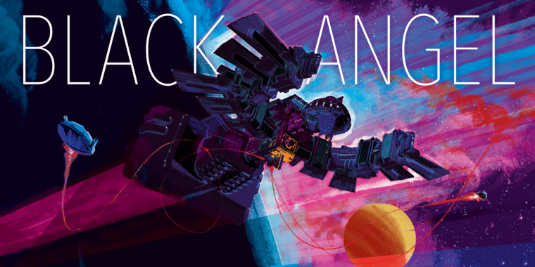 """Black Angel review: Run your own tabletop """"generation ship"""" thumbnail"""
