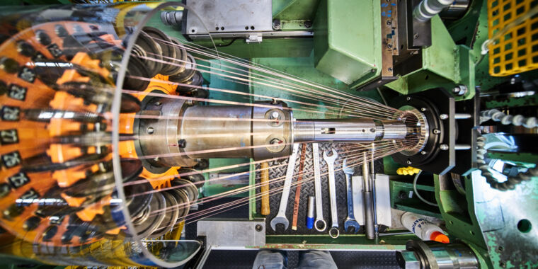 Europe formally units its sights on a large LHC successor thumbnail