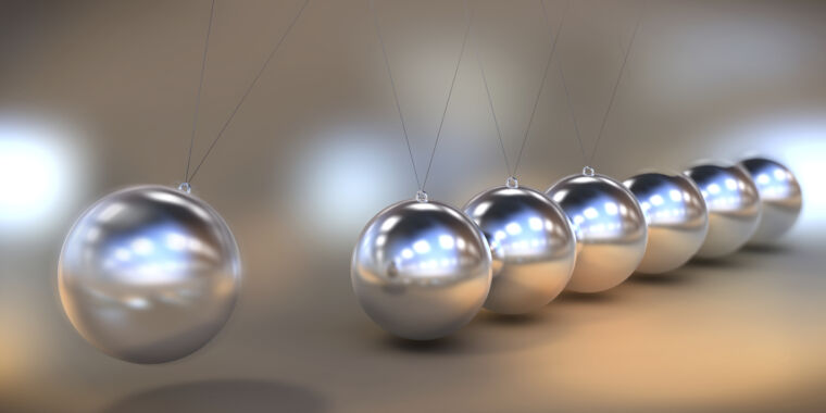 Image of article 'Tiny pendulum may reveal gravity's secrets'