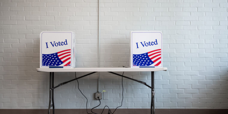 Researchers say online voting tech used in 5 states is fatally flawed thumbnail