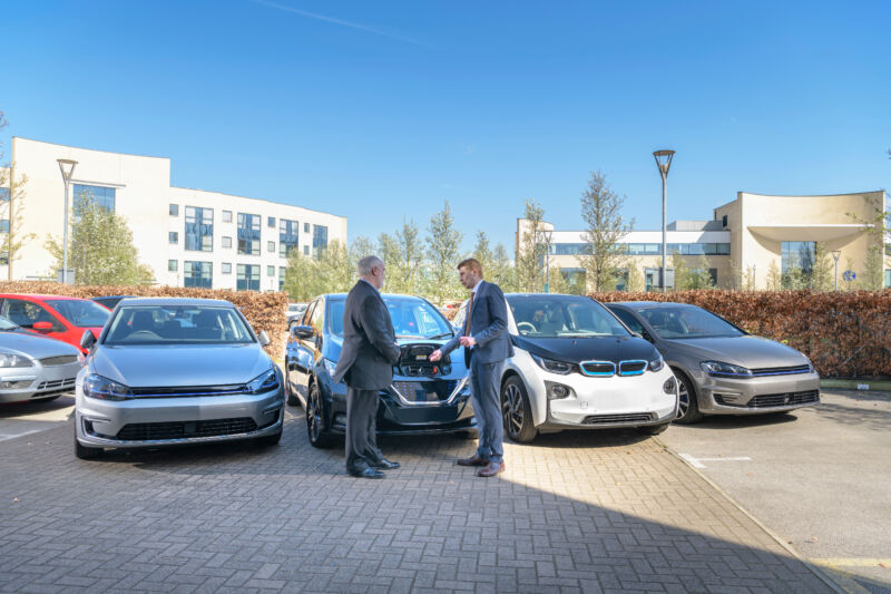 Giving someone a short test drive in a plug-in vehicle is the quickest way to get them to consider buying one.