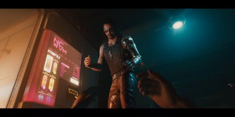 Cyberpunk 2077's big summer trailer: Braindance your way into Keanu [Updated] thumbnail