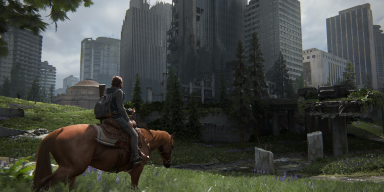 The Last of Us Pt. 2 hands-on: You can't pet the dog—but you can expect terror thumbnail