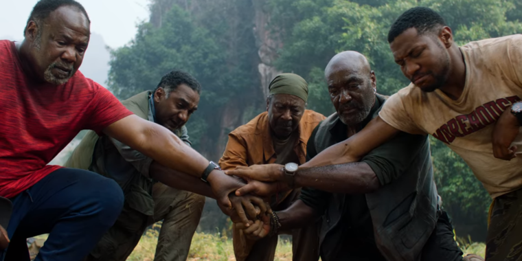 Spike Lee's Da 5 Bloods is a hard watch, but an easy Netflix recommendation thumbnail