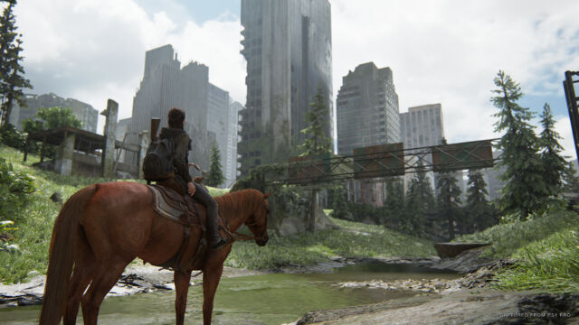 <em>The Last of Us Part II</em> is one of the year's most polarizing games, but it's on sale for those looking for some zombie-filled dramatics.