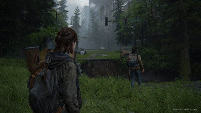 <em>The Last of Us Part II</em>.