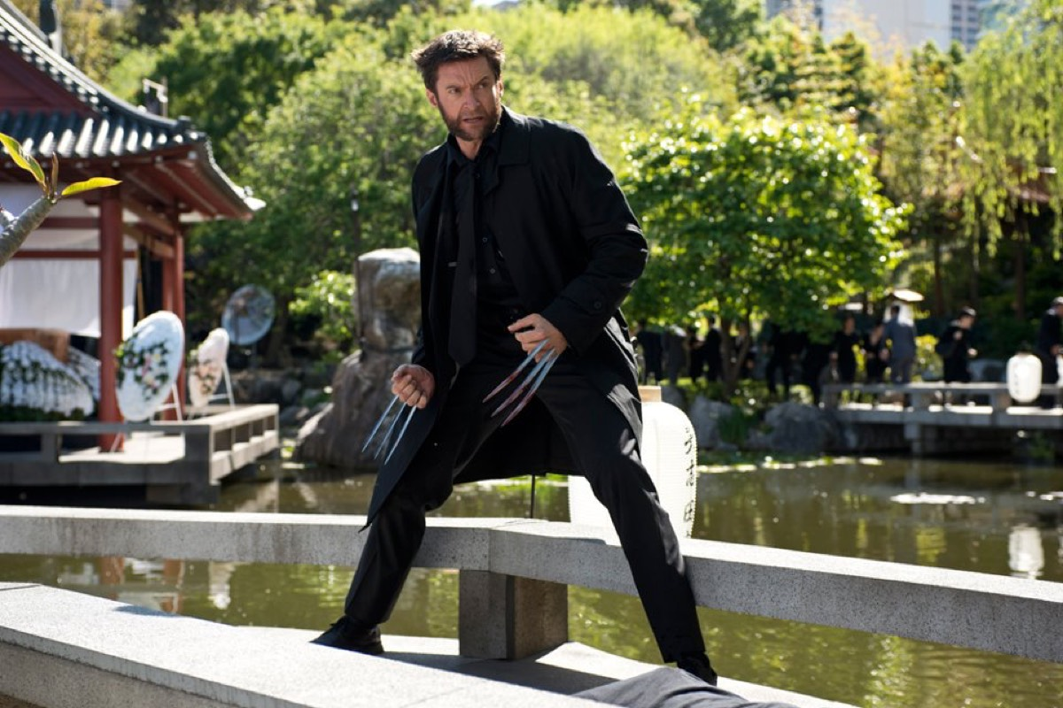In <em>The Wolverine</em>, Hugh Jackman's titular character deals with some unexpected consequences of his 1945 internment in a Japanese POW camp near Nagasaki.