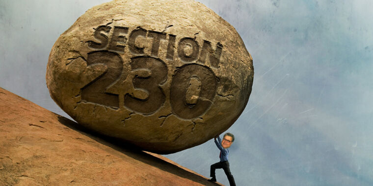 Justice Department proposes major overhaul of Sec. 230 protections thumbnail