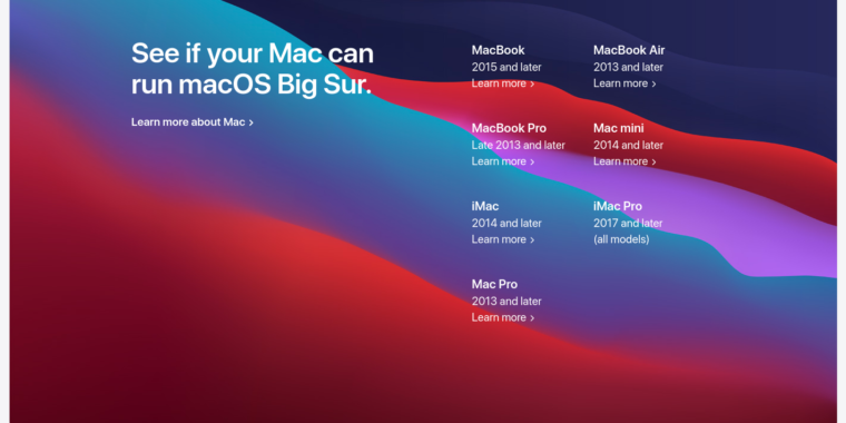 Can your Apple devices run the new OSes announced at WWDC? Check here thumbnail