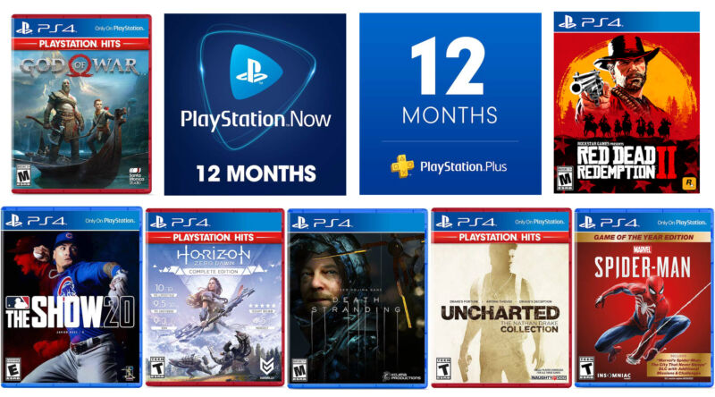 A ton of PlayStation 4 games are on sale today
