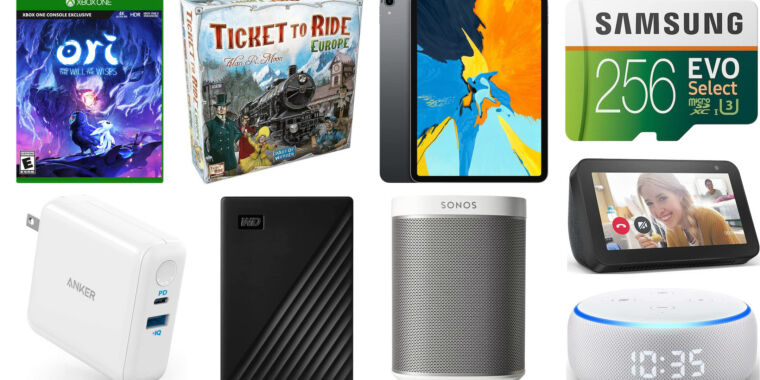 Today's best deals: Ticket to Ride, iPads, microSD cards, and more thumbnail