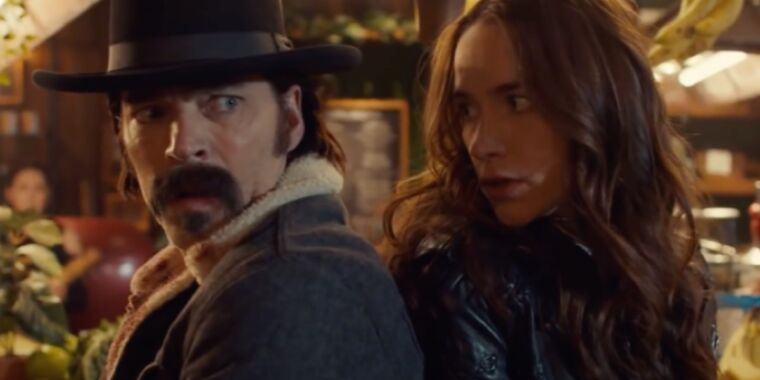 Back to kick some demon derrière: Wynonna Earp S4 trailer is finally here thumbnail