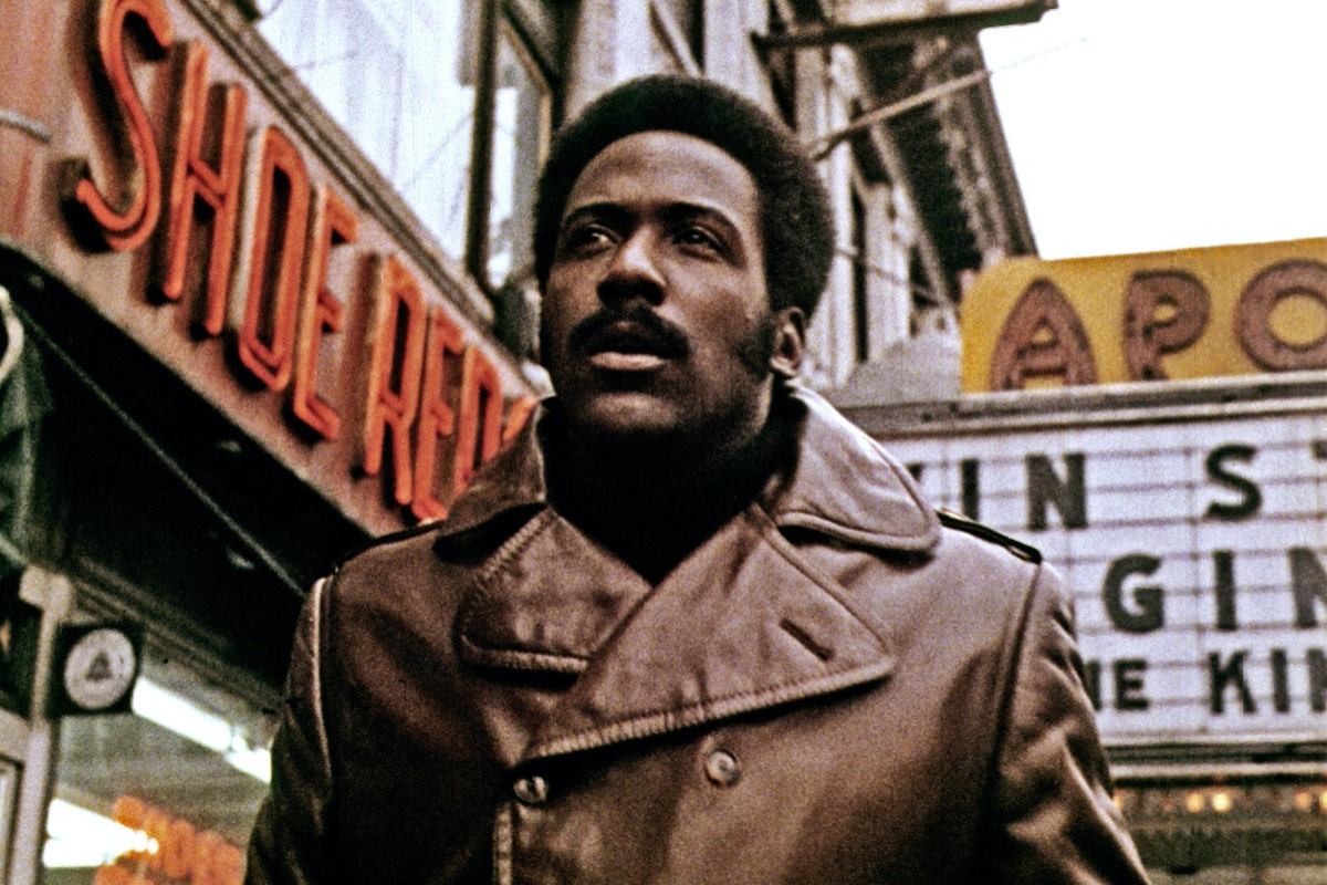 """Shut your mouth!"" Richard Roundtree starred in the classic 1971 blaxploitation film <em>Shaft</em>."