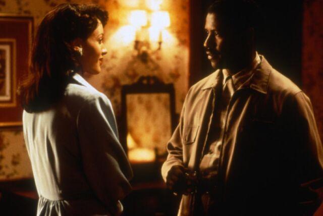 Jennifer Beals and Denzel Washington—the Sidney Poitier of the '90s—starred in <em>Devil in a Blue Dress</em>.