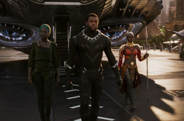 Marvel's Oscar-winning <em>Black Panther</em> is the highest-grossing film by a black director (Ryan Coogler), earning $1.3 billion worldwide.