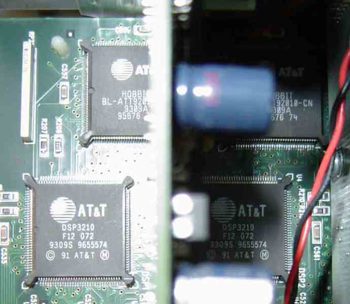 This prototype Bebox's two AT&T Hobbit processors lurk—uncooled!—beneath a Trident video card.